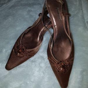 Jacqueline Ferrar designer shoes